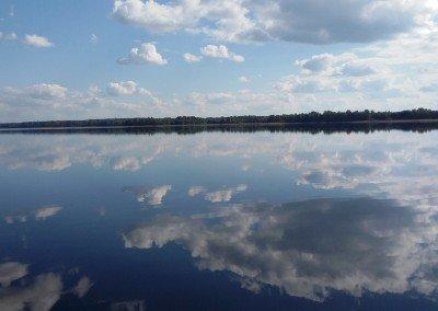 Прогулка на серебряное озеро